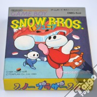 Snow Bros Jr Game Boy